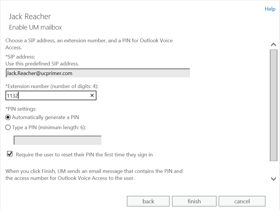 Provisioning Exchange Online for Lync Hybrid Part III