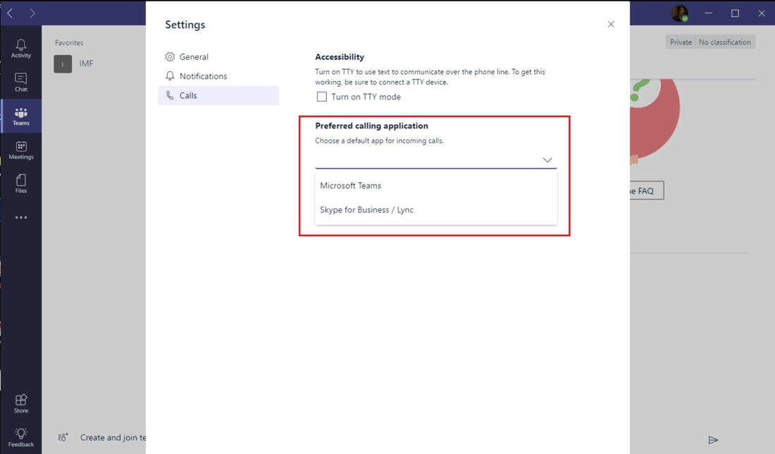 Skype for Business Co-Existence with Microsoft Teams